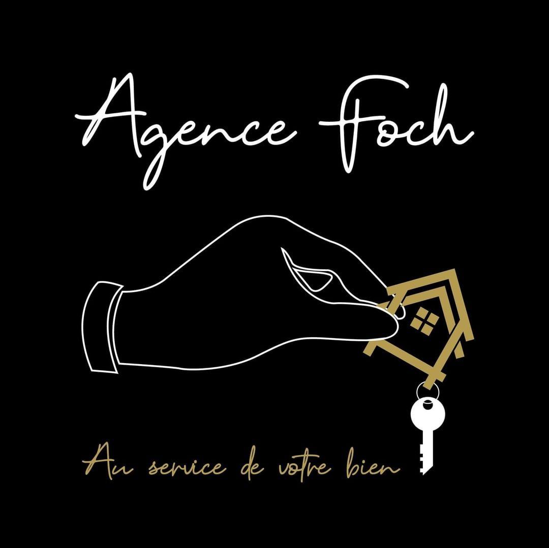 Logo de l'Agence Foch, agence immobilière à Tarbes